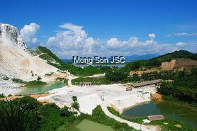 MONG SON CACO3 MINE