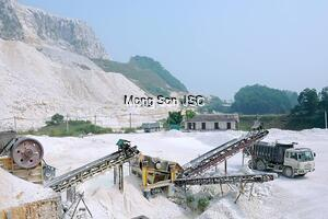 Importation mining machinery and mineral processing equipment.